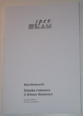 Zimska romanca – Blaž Klemenčič